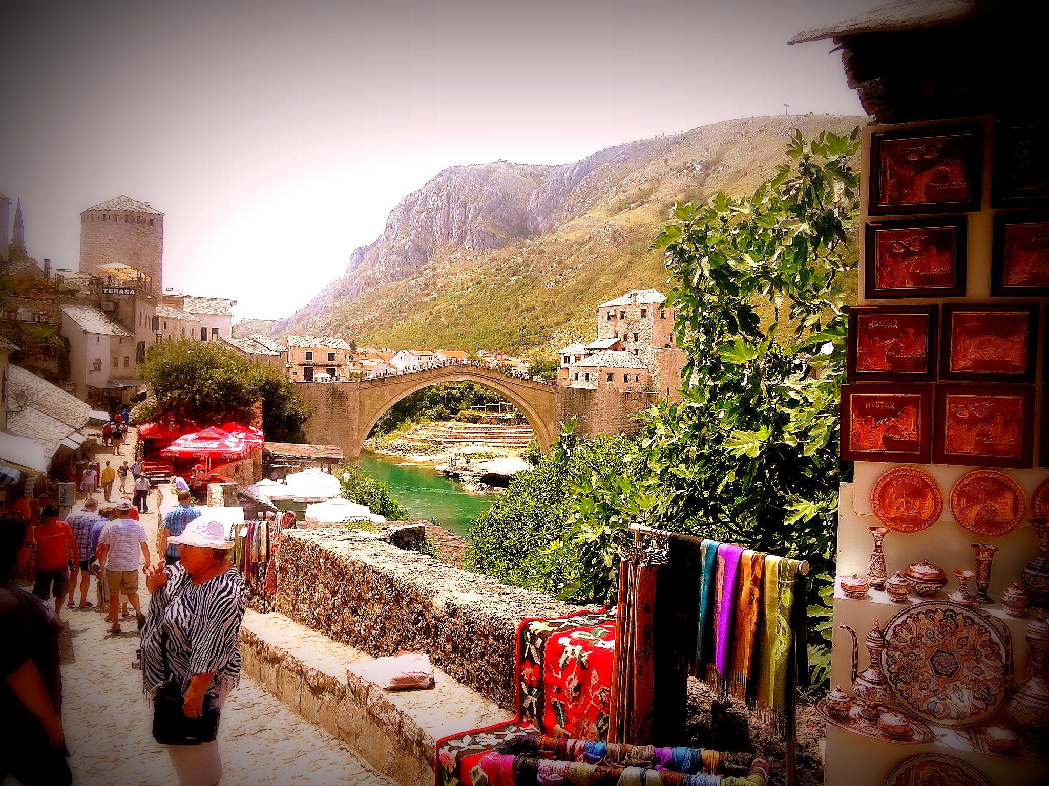 Mostar – lille charmerende by i hjertet af Europa