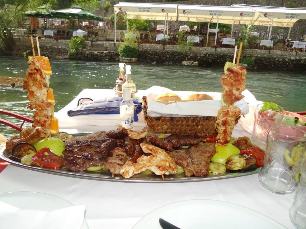 Blagaj - Food