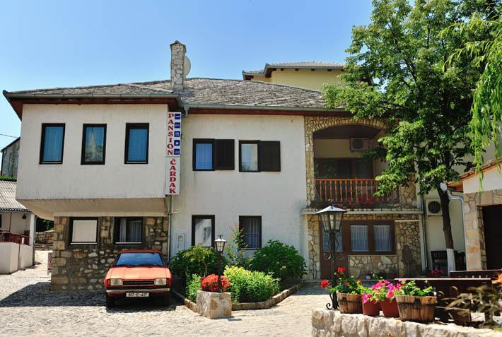 Overnatning i Mostar