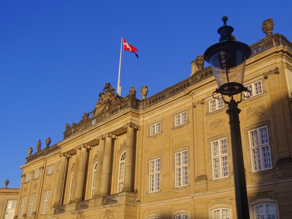 Danish Royal Palace