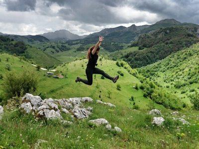 En uforglemmelig vandretur gennem det bosniske bjerglandskab