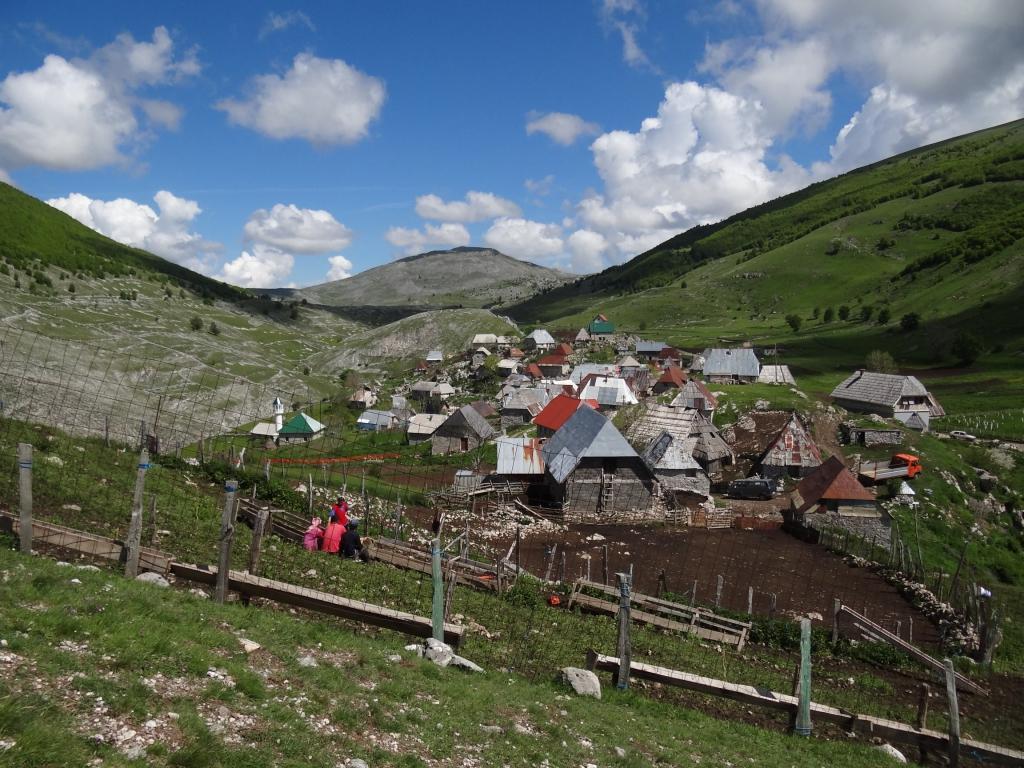 Lukomir Ethno Selo